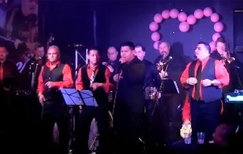 Latin and Salsa Band