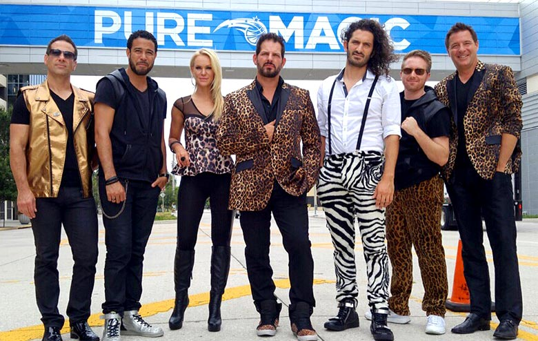 Party Crashers Band in Orlando Florida