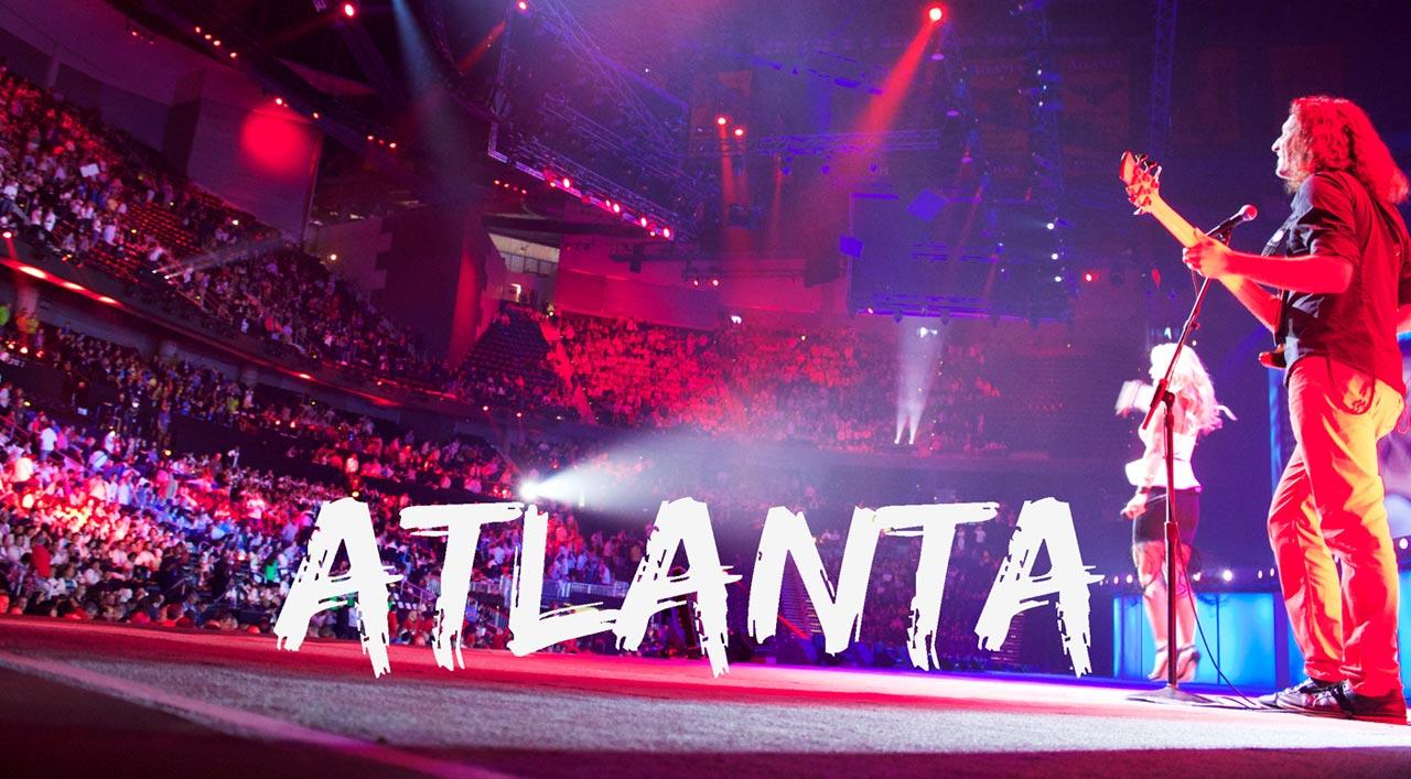 Party Crashers Band Atlanta Georgia Microsoft Corporate Event