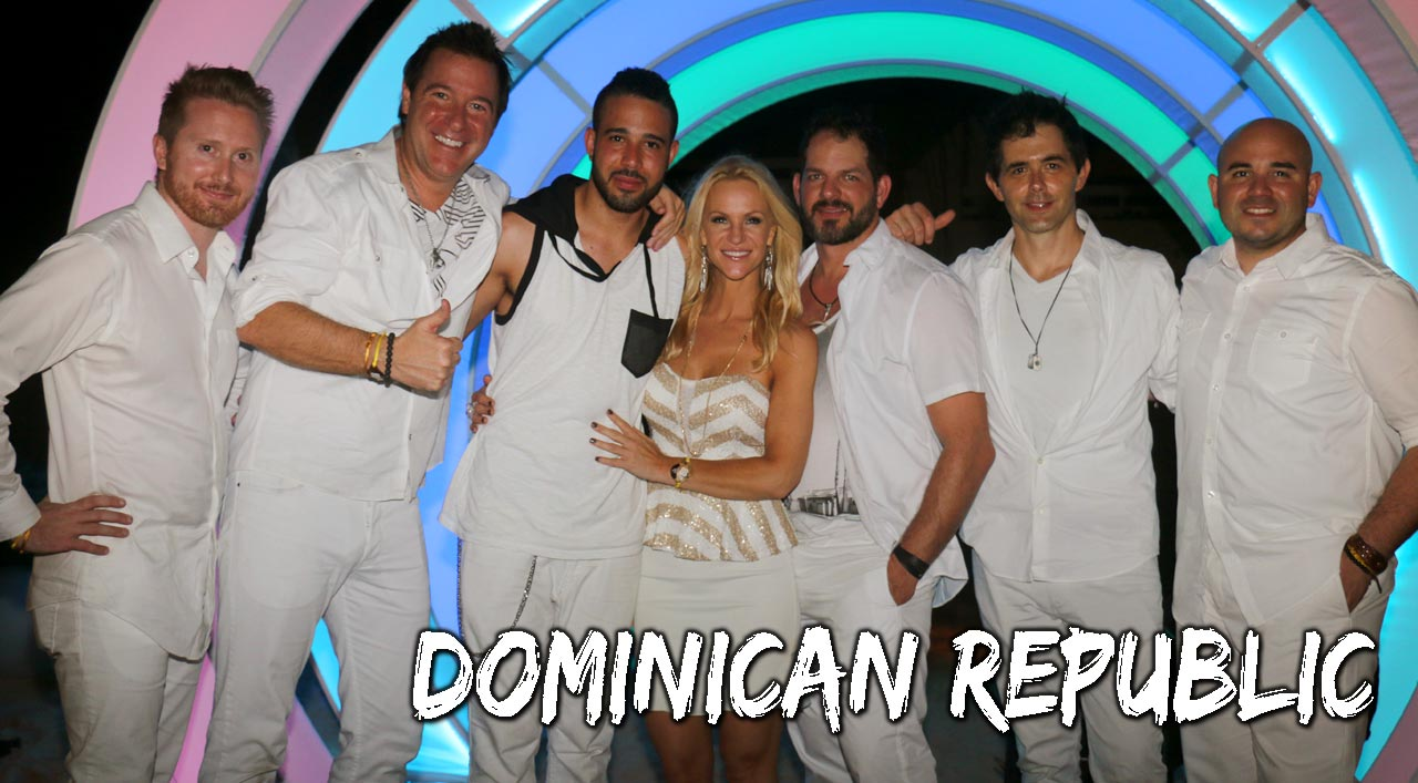 Corporate Party Dance Band in Punta Cana Dominican Republic