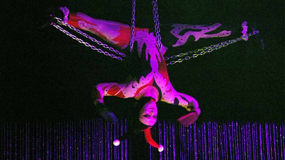 Chain Aerial Act