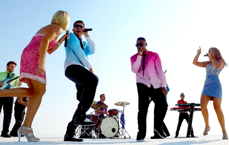 High-Octane Dance Music Entertainment for Corporate and Private Events