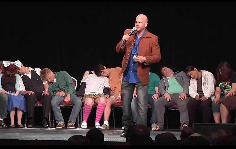 Hilarious Comedy Stand-Up and Hypnotism