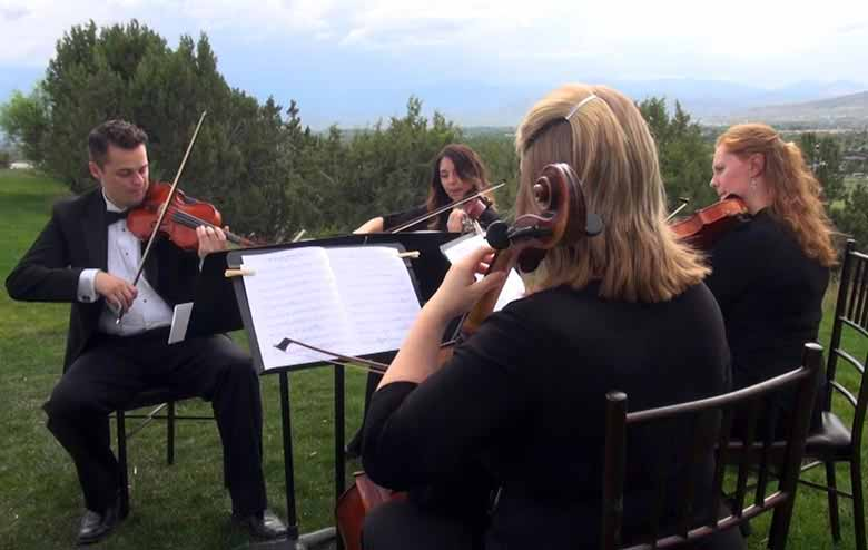 Tuscan String Quartet - Pop and Classical Music for Weddings