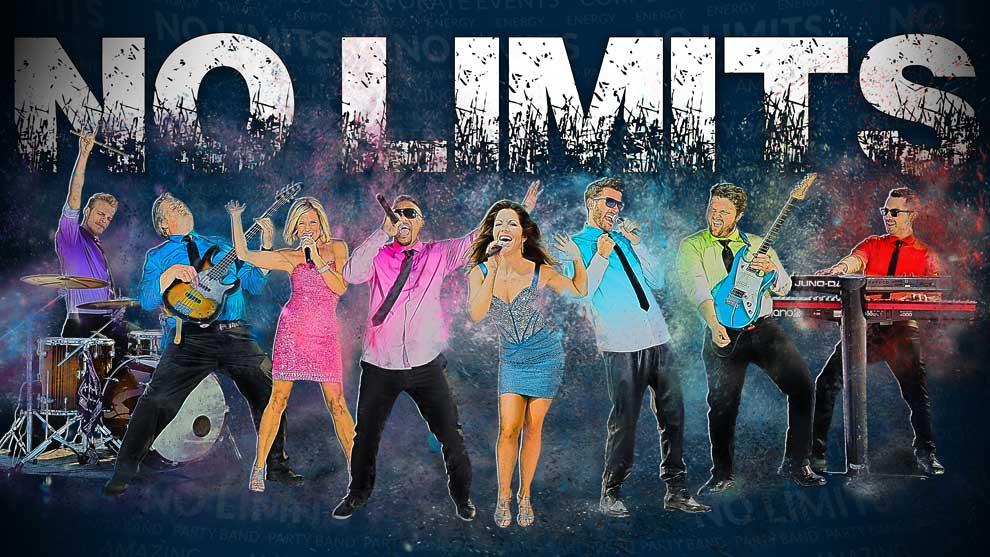 No Limits Promo Art
