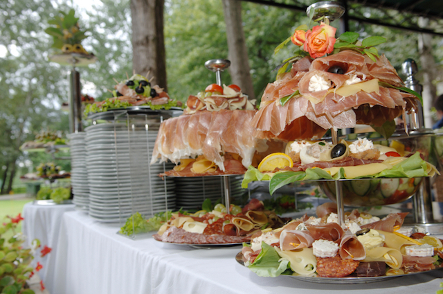Buffet-Style Catering