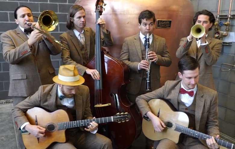 Utah Gypsy Jazz Band