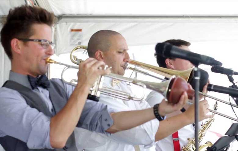 The Big Band Swing Sound - Best in Utah
