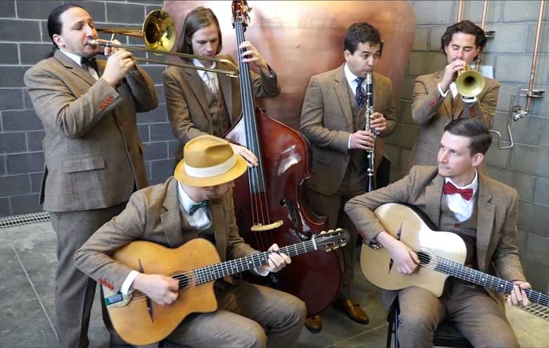 Hot House West Utah Gypsy Jazz