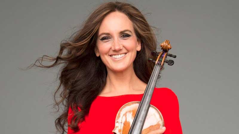 Jenny Oaks Baker Concert Violinist