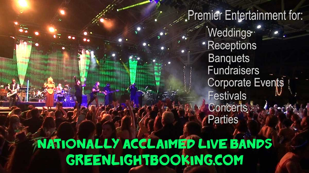 Corporate Event Dance Music Band for Vail Colorado Weddings and Events
