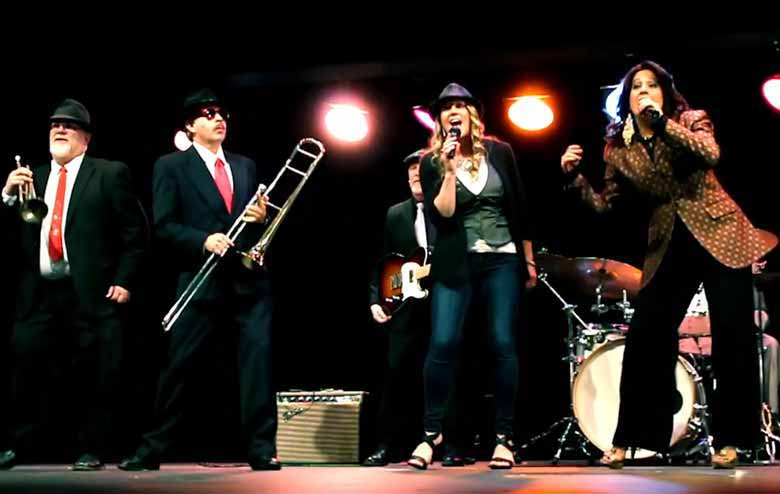 City of Soul Utah Band with Horn Section
