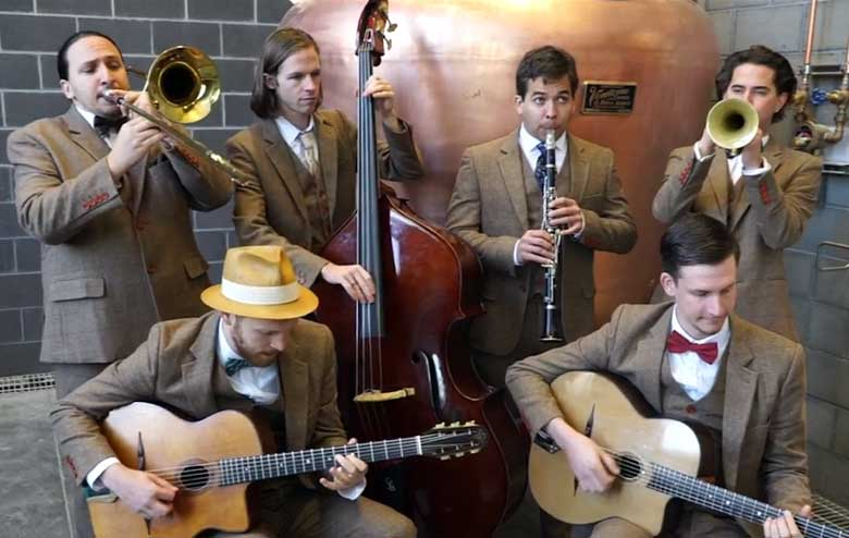 Hot House West Live Gypsy Jazz Music