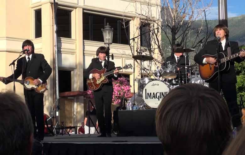 Beatles Music Tribute