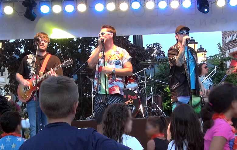 Kahuna Beach Party Beach Boys Tribute Music