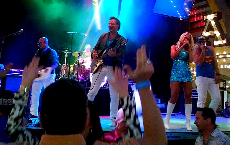 Party Crashers Band for Corporate Events and Weddings