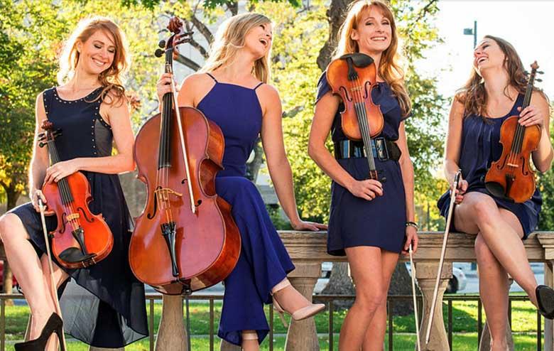 Emerald Electric Strings - Wedding Strings Ensemble