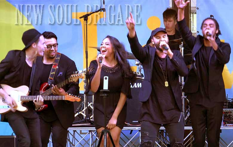 New Soul Brigade - Singing Current and Classic Covers