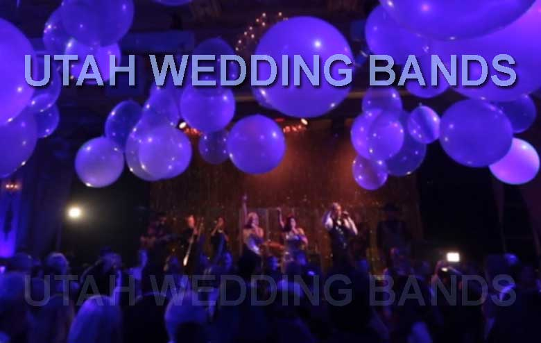 Live Music Wedding Bands for Utah Weddings