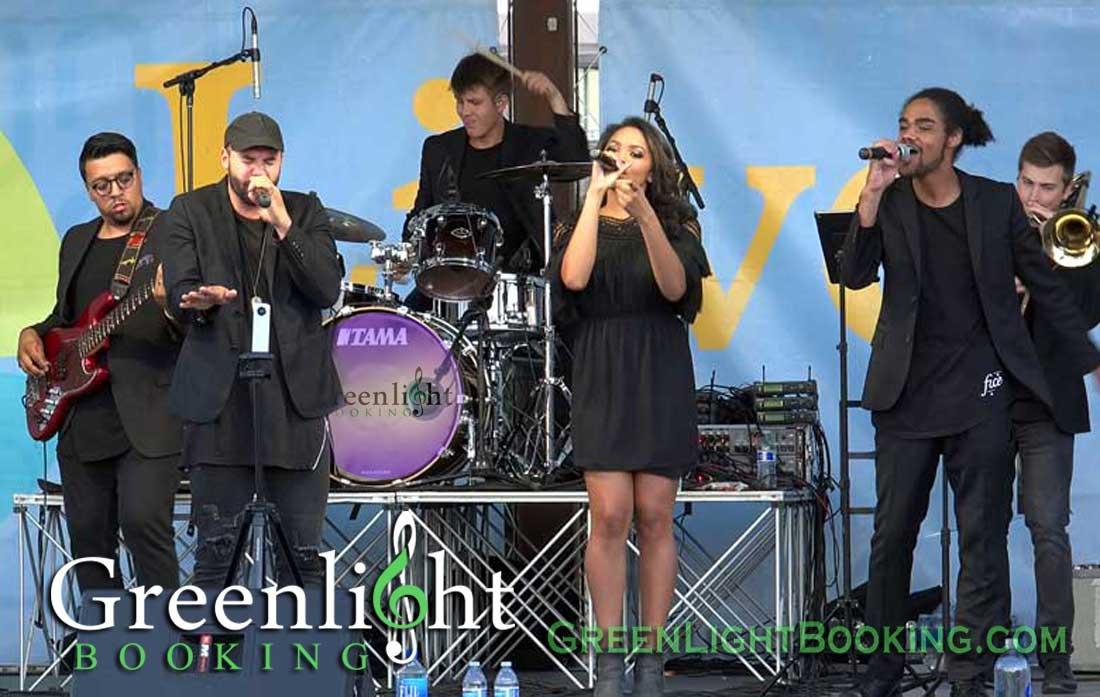 New Soul Brigade - Popular Band for Destination Wedding Receptions