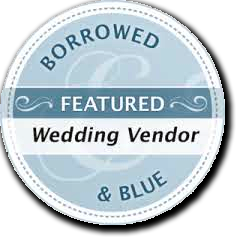 Liquid Blue - Featured Wedding Vendor for Borrowed and Blue