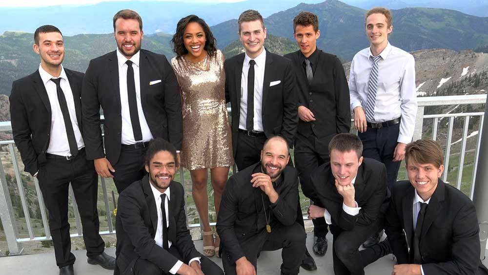 Hot Wedding Music Band for Park City and Salt Lake City Receptions