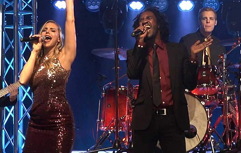 Club Rock Live Band for Weddings and Receptions