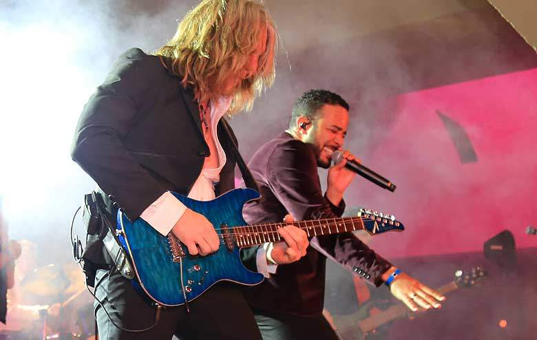 World Class Corporate Event Live Party Bands