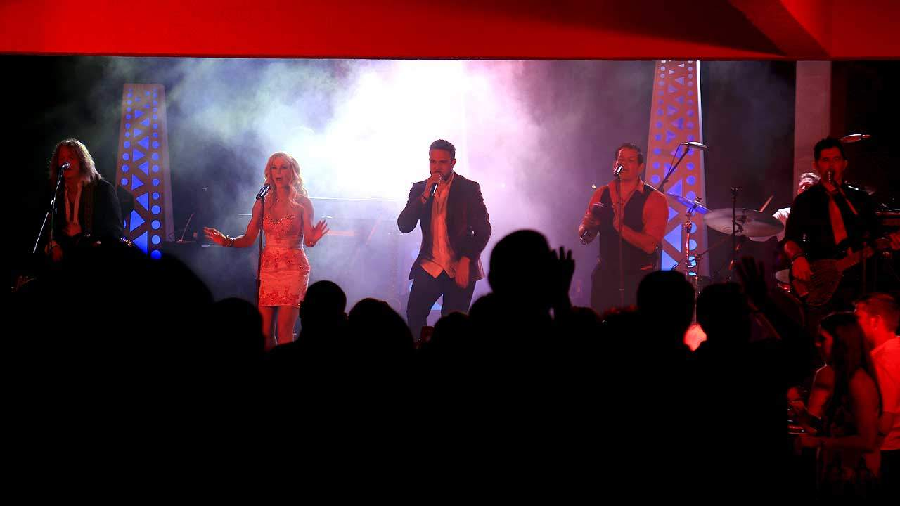 Party Crashers Cabo San Lucas Corporate Event Performance