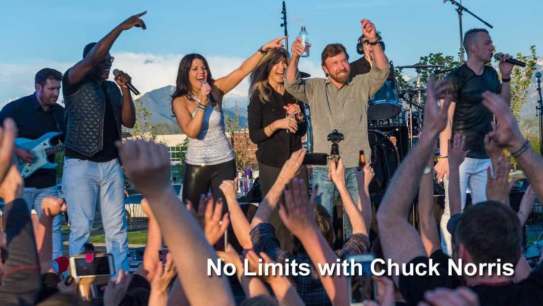 No Limits with Chuck Norris