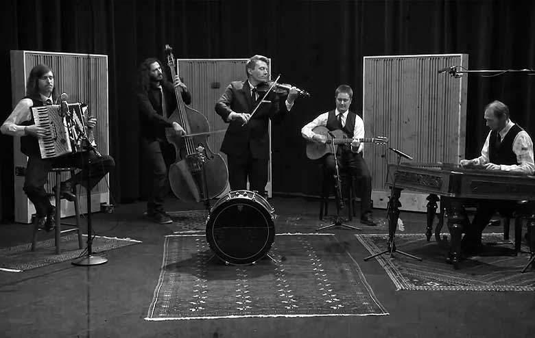Gypsy Jazz, Folk, Americana Music
