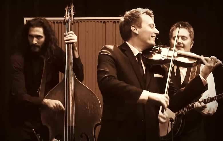 Aaron Ashton Gypsy Jazz Band
