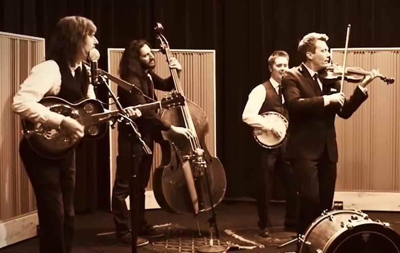 Aaron Ashton Live Gypsy Jazz Music