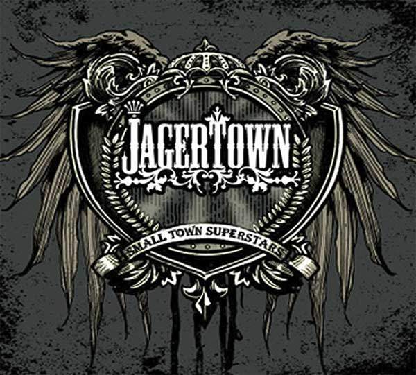 Jagertown Country Band Logo