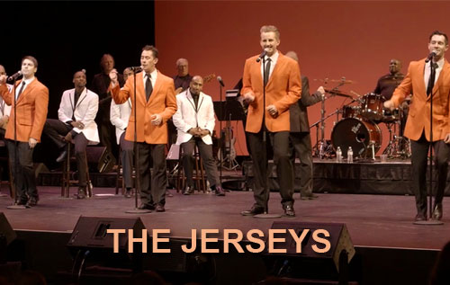 The Jerseys Four Seasons Tribute Band