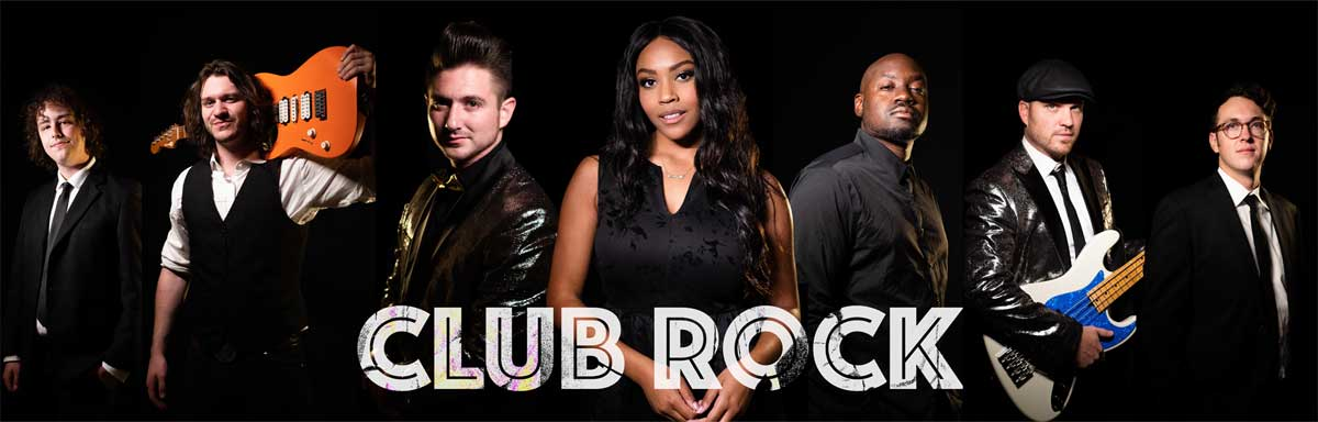 Club Rock Live Wedding Band and Party Band