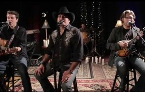 Artie Hemphill and the Iron Horse Band Acoustic Photo