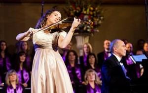 Jenny Oaks Baker Performs Disney Songs