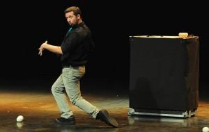 Matt Baker Standup Comedian and Comedy Stunts