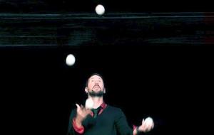 Matt Baker Professional Juggler